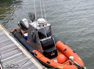2008 Humber Ocean Pro 750