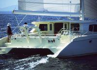 2001 Roger Hill Sport Cruising Catamaran