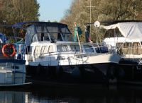 1988 Dutch Steel Motor Cruiser
