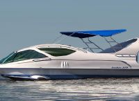 2021 Paritetboat Glass Bottom Boat LOOKER 370