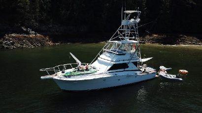 1985 42' Chris-Craft-Sport Fisher Port Moody, BC, CA