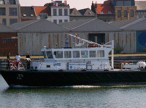 1990 Custom pilot boat