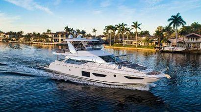 2020 66' Azimut-66 FLY Naples, FL, US