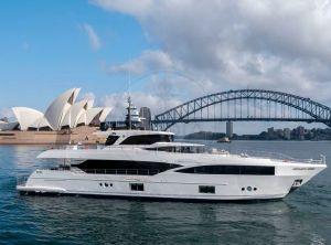 2021 Gulf Craft Majesty 100