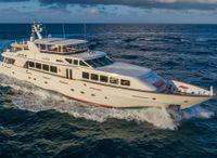 2002 Trinity Yachts Raised Pilothouse