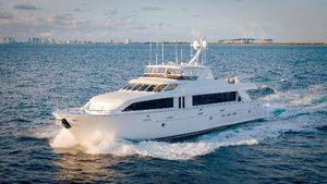 2003 100' Hatteras-100 Motor Yacht Fort Lauderdale, FL, US