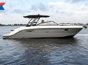 2019 Sea Ray Sun Sport 250