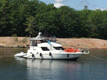1998 35' Silverton-352 Motor Yacht Port Severn, ON, CA