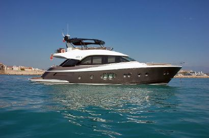 2016 70' Monte Carlo Yachts-MCY 70 Cannes, FR