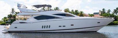 2005 82' Sunseeker-82 Yacht Jupiter, FL, US