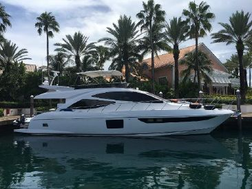2015 60' Dyna-Flybridge Motoryacht Fort Lauderdale, FL, US