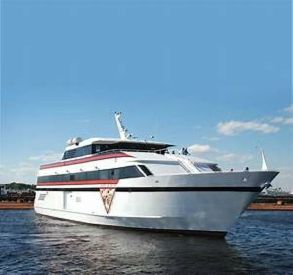 1998 155' Washburn & Doughty-Casino Cruise Ship Green Cove Springs, FL, US