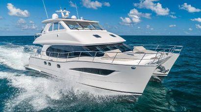 2022 52' Horizon-PC52 Fort Lauderdale, FL, US