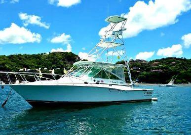 1999 35' Cabo-Express Charter Boat Company Papagayo, CR