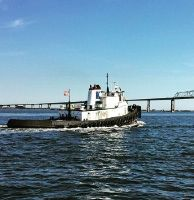 1956 110' Custom-3,300 hp Tug Baltimore, MD, US