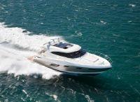 2023 Riviera 6000 Sport Yacht with IPS