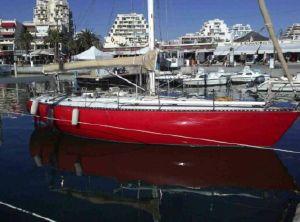 1978 Yachting France JOUET 37