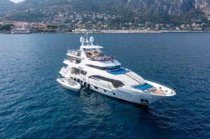2015 108' Benetti-Tradition Supreme Cruising, IT