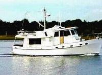 1980 Kadey-Krogen Pilothouse Trawler