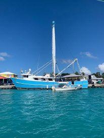 1999 75' Custom-Commercial Fishing Vessel Nassau, BS