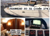 2002 Jeanneau Sun Odyssey 32