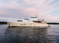 2007 Custom 33m Cyrus Yachts
