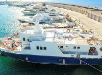 2012 Custom Steel Trawler 23,5 meters