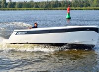 2020 TendR 20 outboard