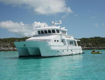 2000 60' A. F. Theriault & Son-Custom Catamaran Nassau, BS