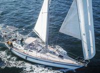 1985 Norseman 447 Cutter