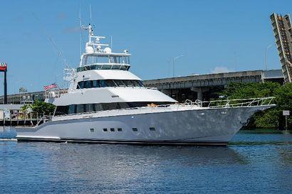 1990 112' Hakvoort-Yacht Fisherman Fort Lauderdale, FL, US