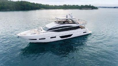 2023 85' Princess-85 Motor Yacht FL, US