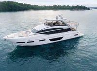 2023 Princess 85 Motor Yacht
