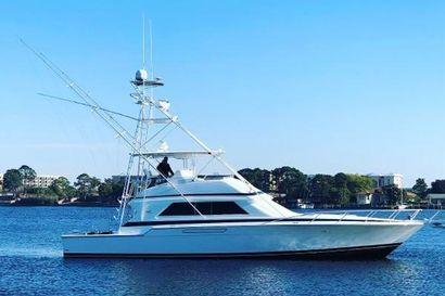 1990 50' Bertram-50 Convertible Destin, FL, US