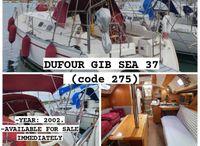 2002 Dufour Gib'Sea 37