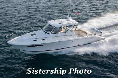 2016 35' Pursuit-355 Offshore Somers Point, NJ, US