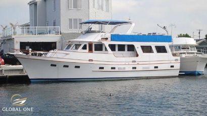 1987 62' MedYacht-62 Med Yacht Toms River, NJ, US