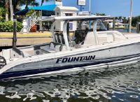 2021 Fountain 43 NX