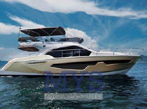 2022 Sessa Marine FLY 42 NEW