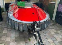 2004 Marlin Flying fish Hovercraft