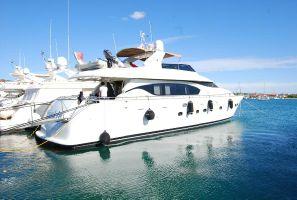 2002 85' 4'' Fipa Yachts-MAIORA 24 Brindisi, IT