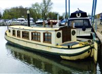 1914 Classic Ex Dutch Sailing Barge