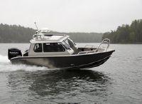 2021 Alukin Sport cabin 650 kajuit