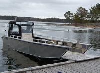 2021 Alukin SPW 750 werkboot