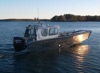 2021 Alukin CWA 750 werkboot