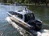 2021 Alukin CW 850 werkboot