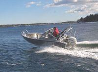 2021 Alukin DP 600 Bowrider