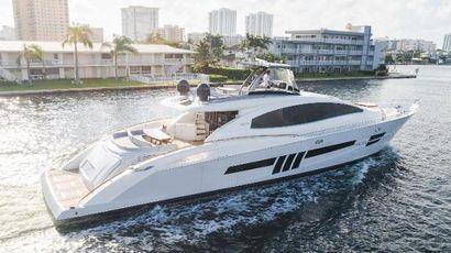 2012 92' Lazzara Yachts-LSX 92 Fort Lauderdale, FL, US