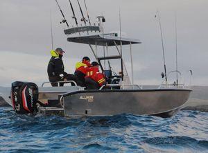 2021 Alukin Pro Fishing 650