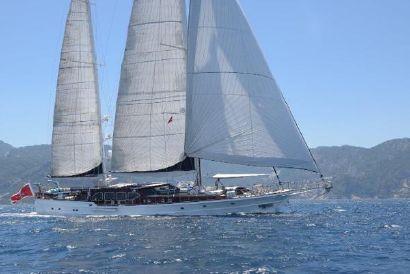 2010 141' 1'' Custom-steel hull motor sailor gullet Bodrum, TR
